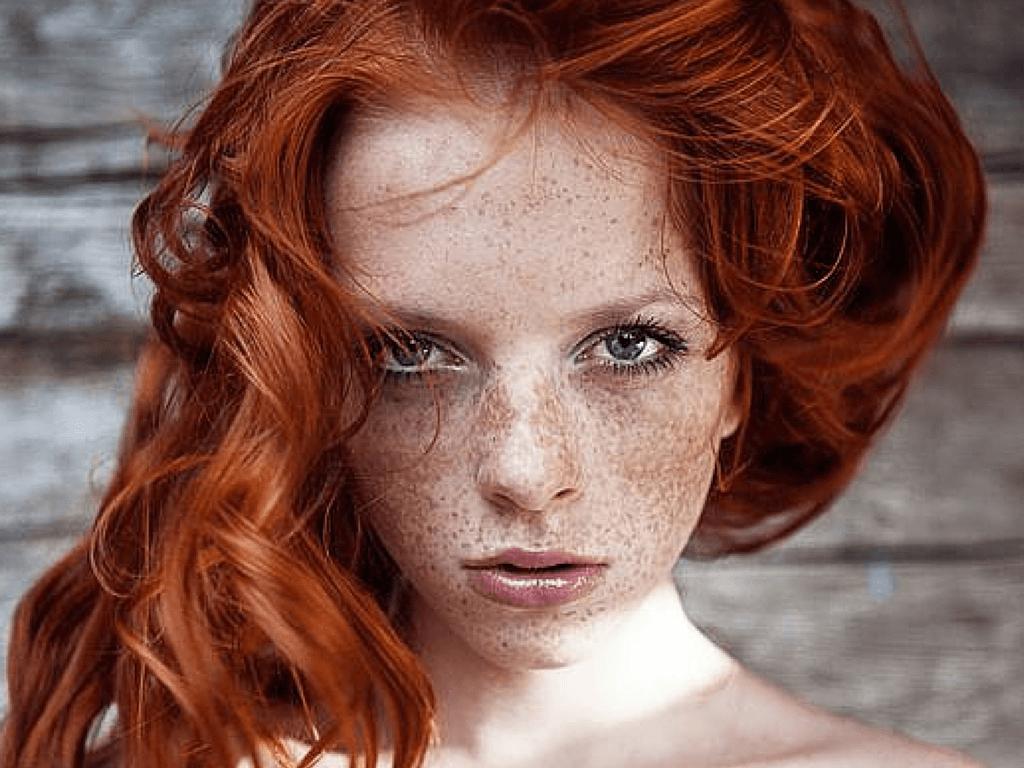 Redhead pink bubblegum