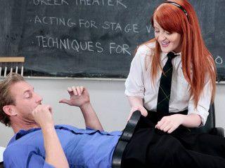 Excellent question naked sex girls next to a man teacher