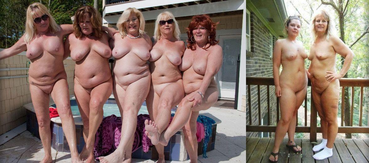 Mature naturist pictures