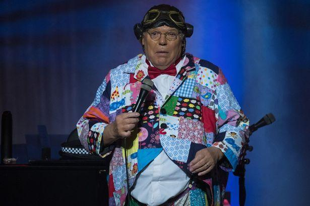 Captian R. reccomend Roy chubby brown stage dates