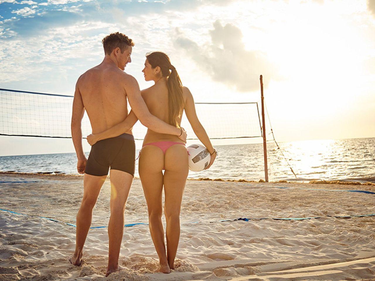 Snappie reccomend Nude at desire resort