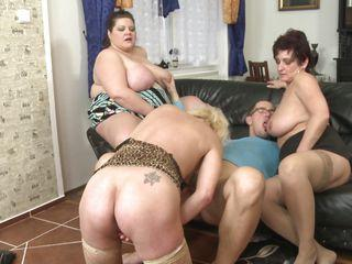 Hot women getting fucked orgy very pity