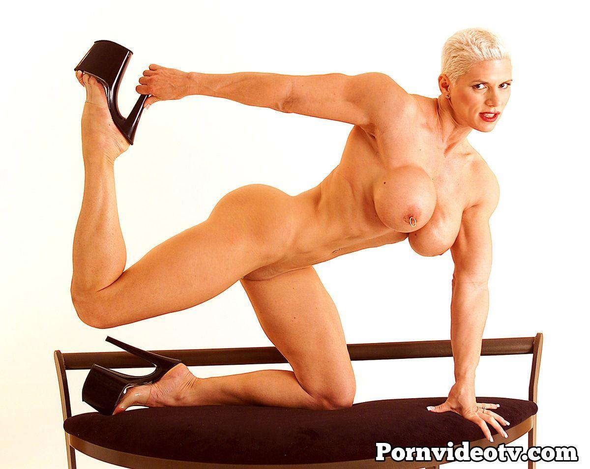 Free pics of muscle women sex