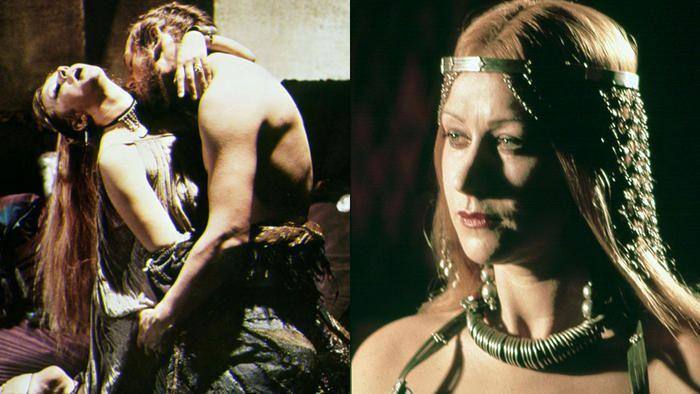 All not helen mirren caligula nude scene