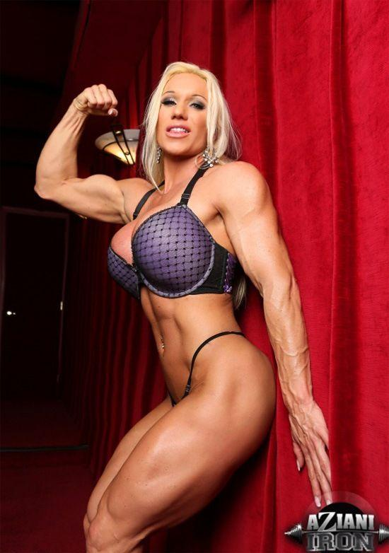Female bodybuilder pornstar list
