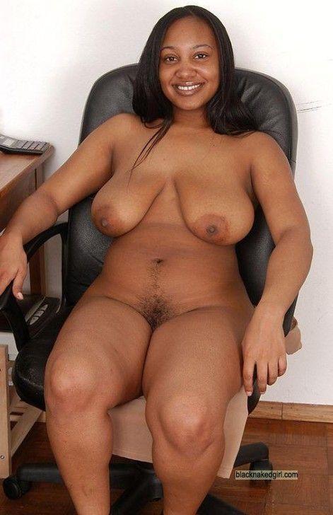 Nude black wemen