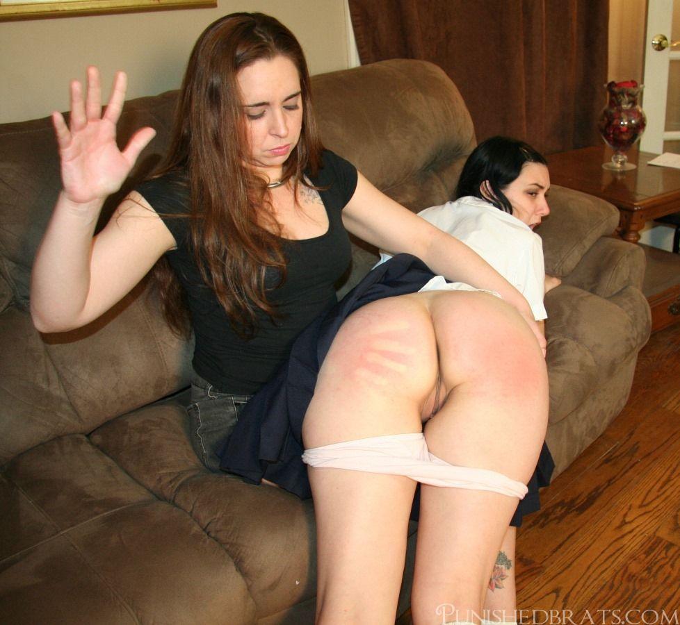 Cutiepie spanking