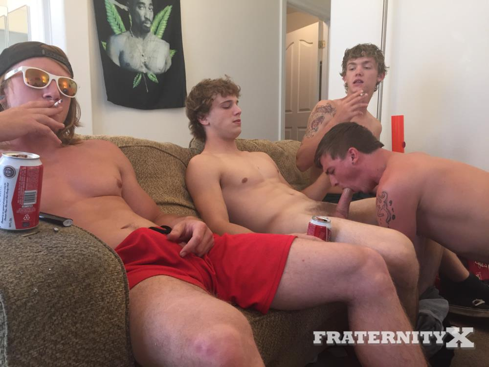 Dark M. reccomend Gay college frat orgy Group