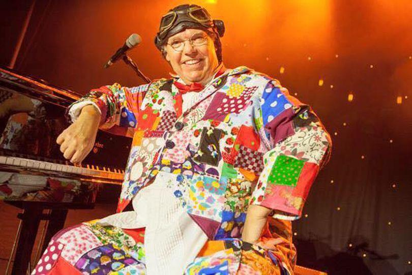 Princess reccomend Roy chubby brown stage dates