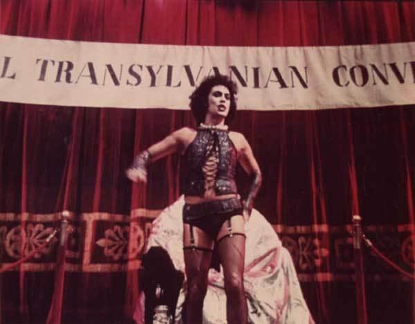 Jetta reccomend Frank n furter sweet transvestite