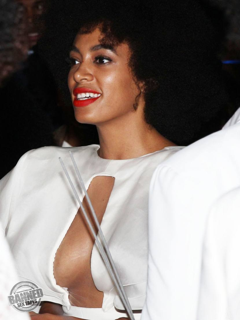 Assured, what solange knowles sex videos