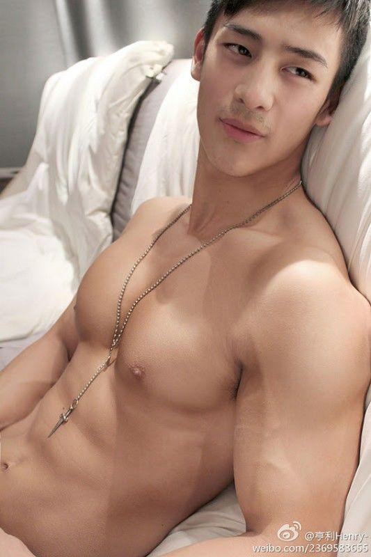 All became asian male model naked confirm. was