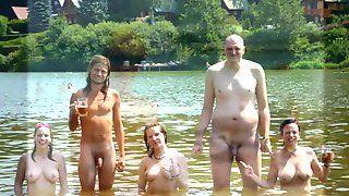 Think, that Amateur film nudism