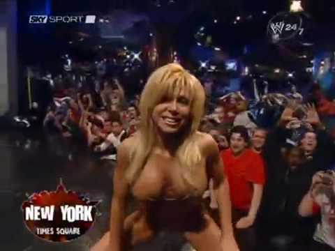Wwe accidantal naked pussy stripped opinion, actual