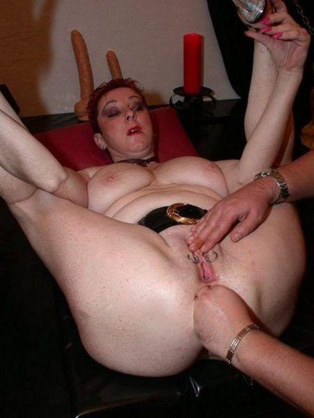 Milf belt spanking