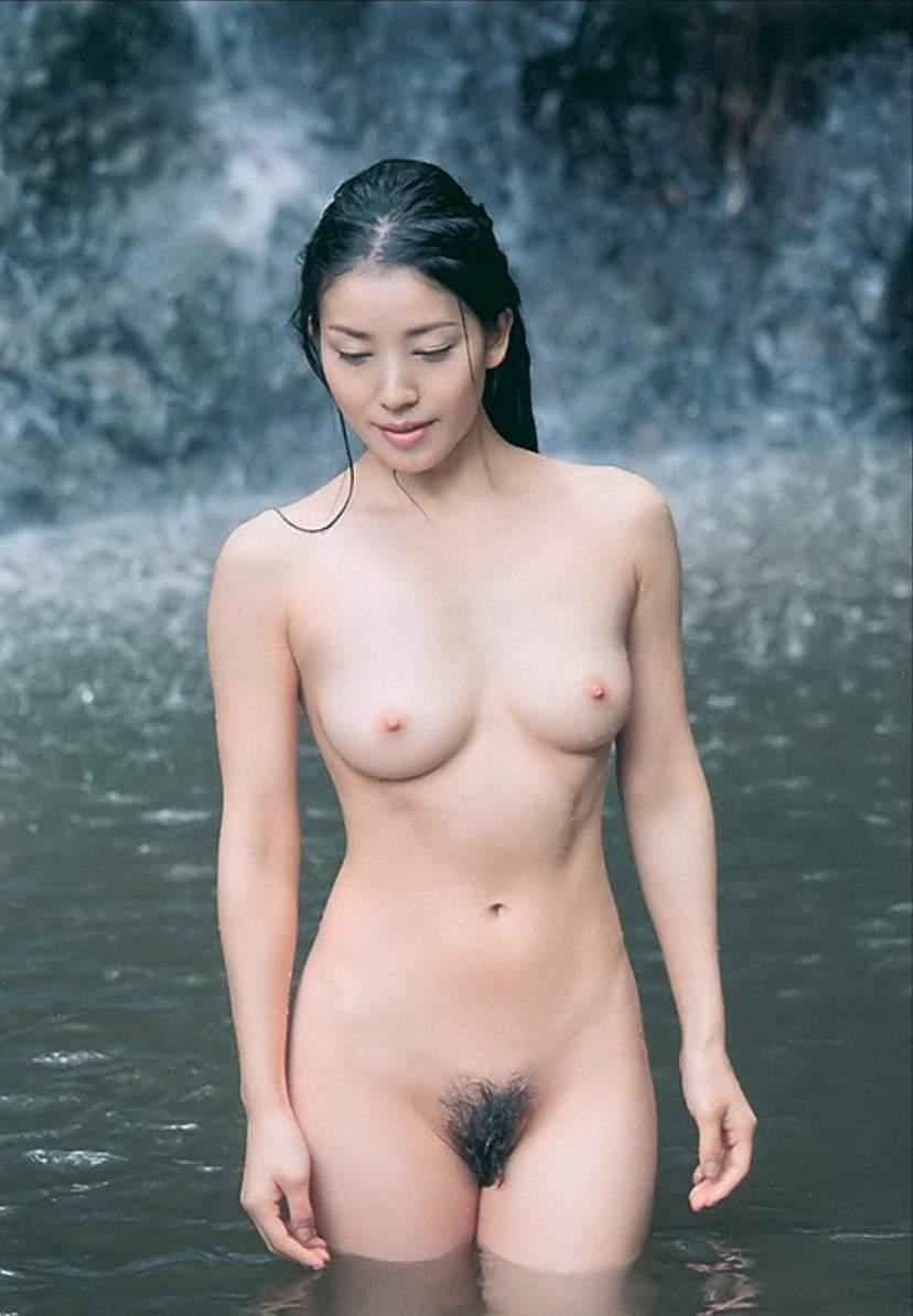Are absolutely naked japanese baths girl picks safe answer