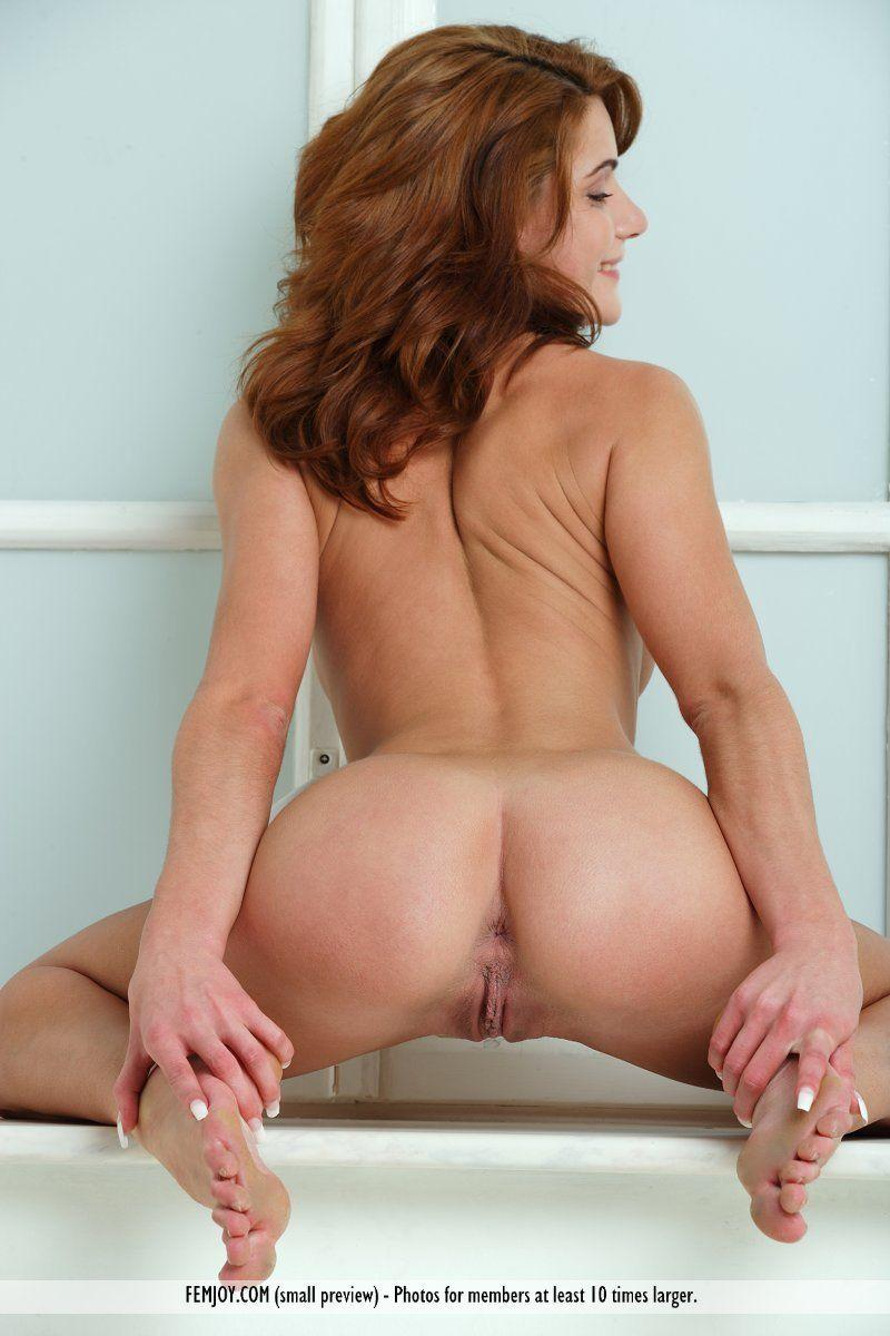 Madiso nude redhead