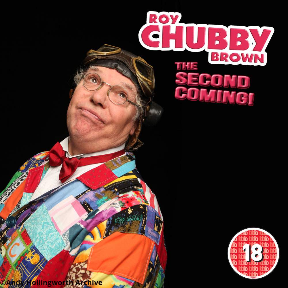 Roy chubby brown stage dates