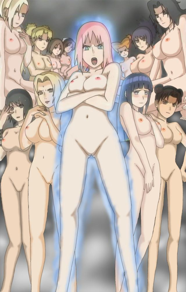 Something is. black naruto characters naked final