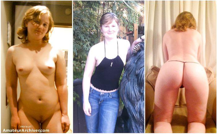 Final, sorry, clothed wife naked something is