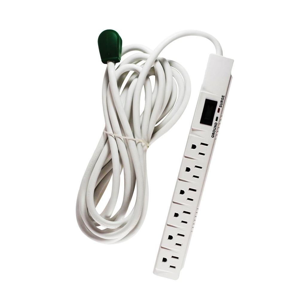 Moonshot reccomend 15 foot power strip