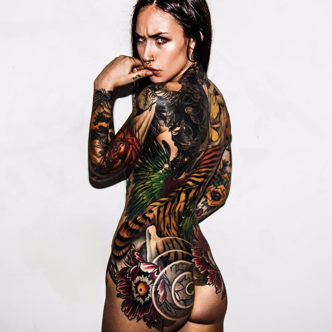 Free pics nude tattooed women porn pictures