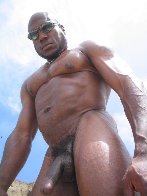 Chubby black men fucking