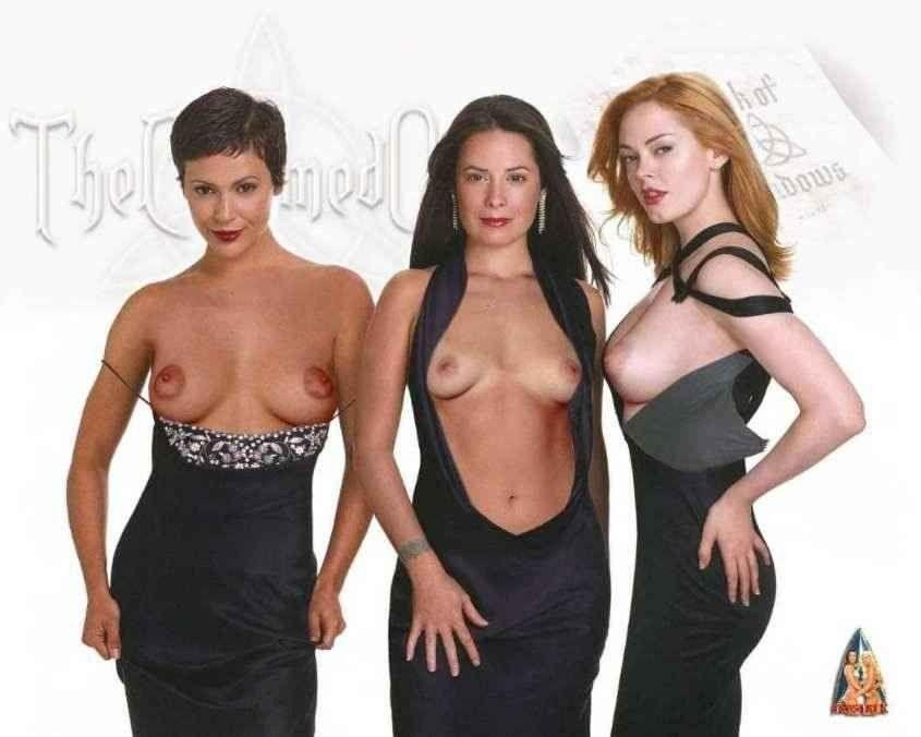 Prompt reply nude charmed cast of has left