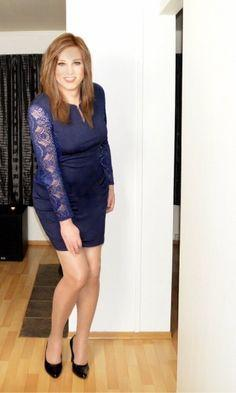 Boob drag dress heel julian make makeover skirt up wig pic 112