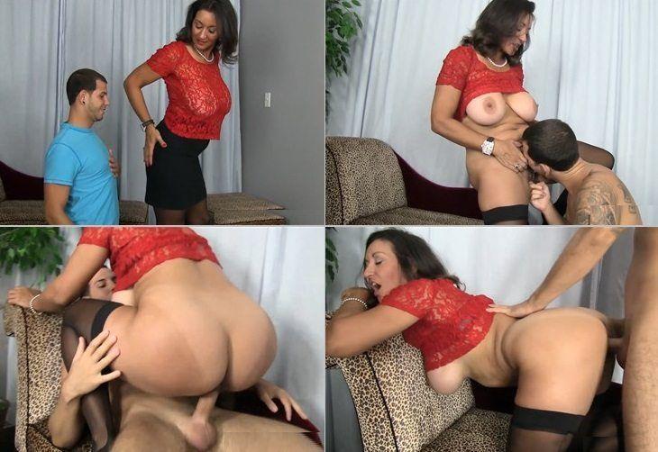 Hot mom fucking son question interesting