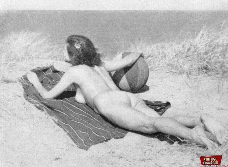 Vintage nudist beach girls — inteligentne-miasta eu