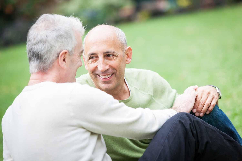 Gay man man old older pic