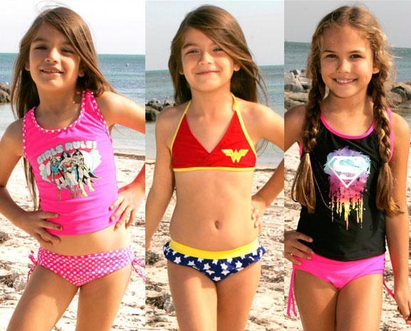 China middle class swimsuit bikini