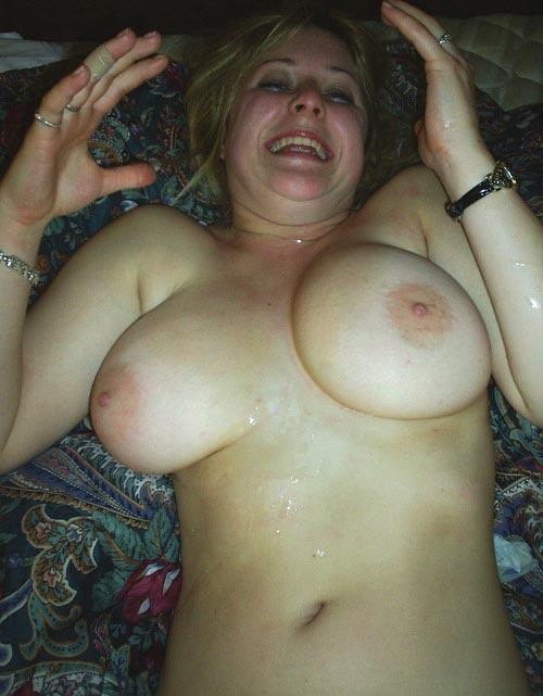 Amature plump tits