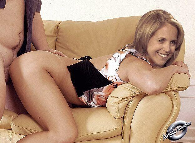 Share your katie couric nude porn absurd situation