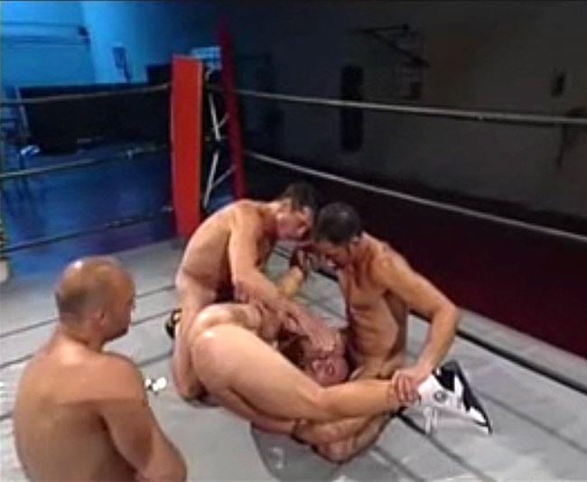 Gay wrestling porn videos