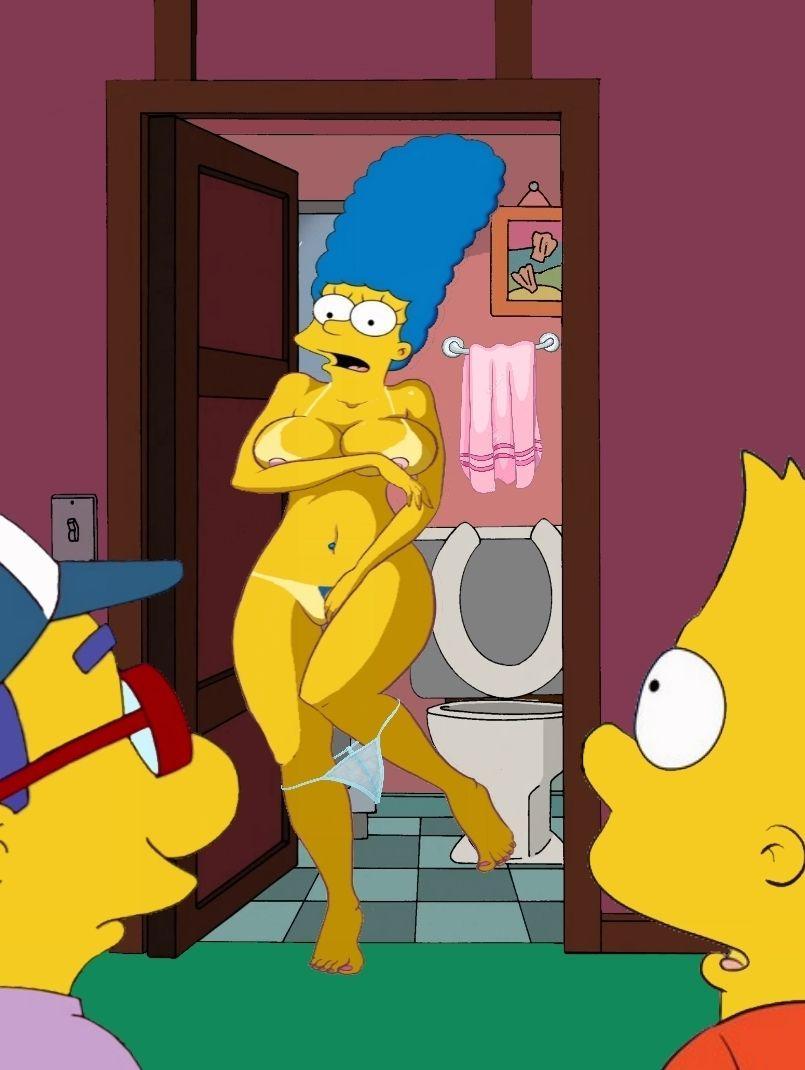 I Simpson Xxx