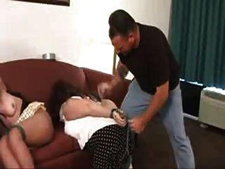 Intruder bondage sex