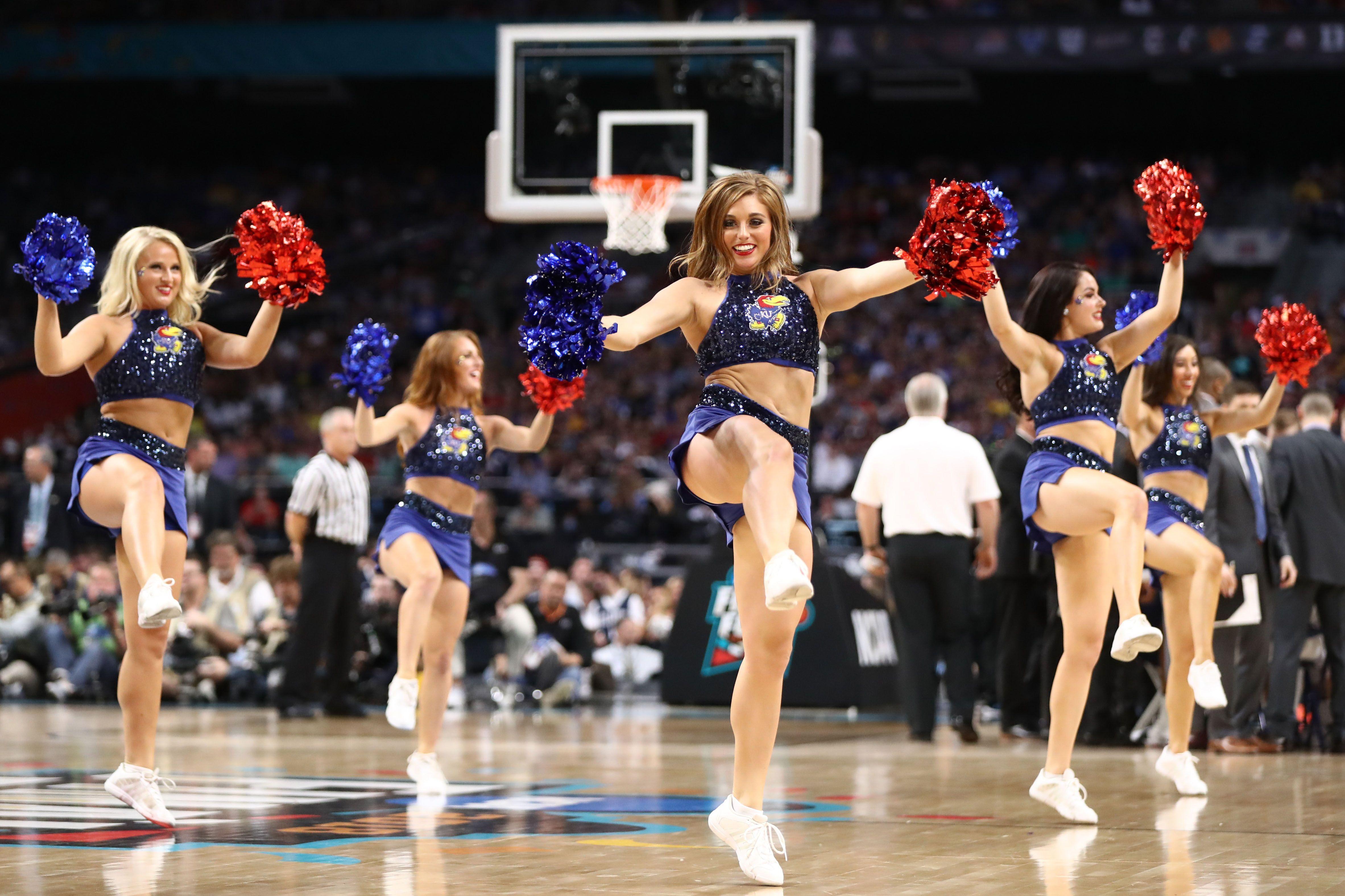 Were wisconsin cheerleaders nude excellent