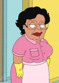 Mamsell reccomend Mexican lady from family guy