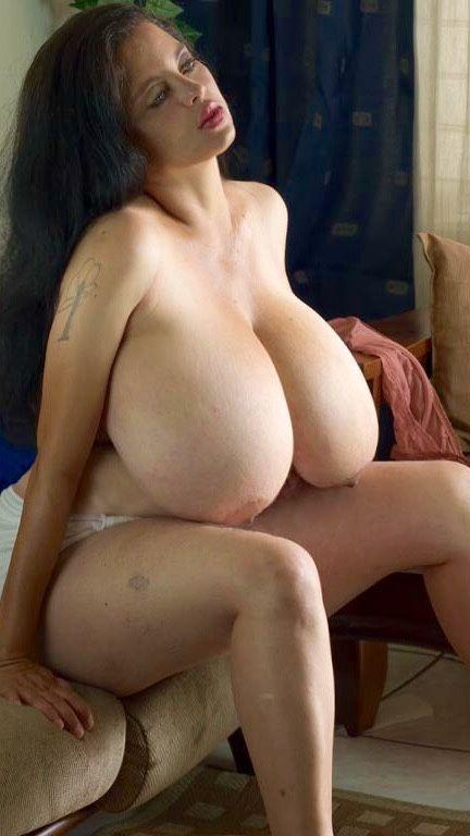 Naturally big breasted fuck sorry
