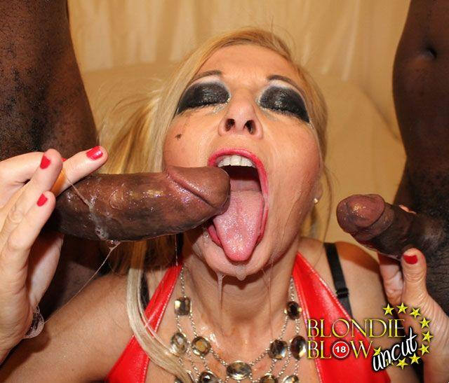 Recommend cum interracial swallow