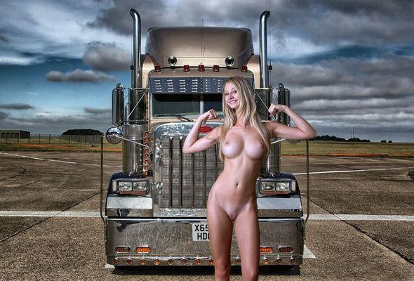 Opinion nude women and big rigs Unfortunately! You