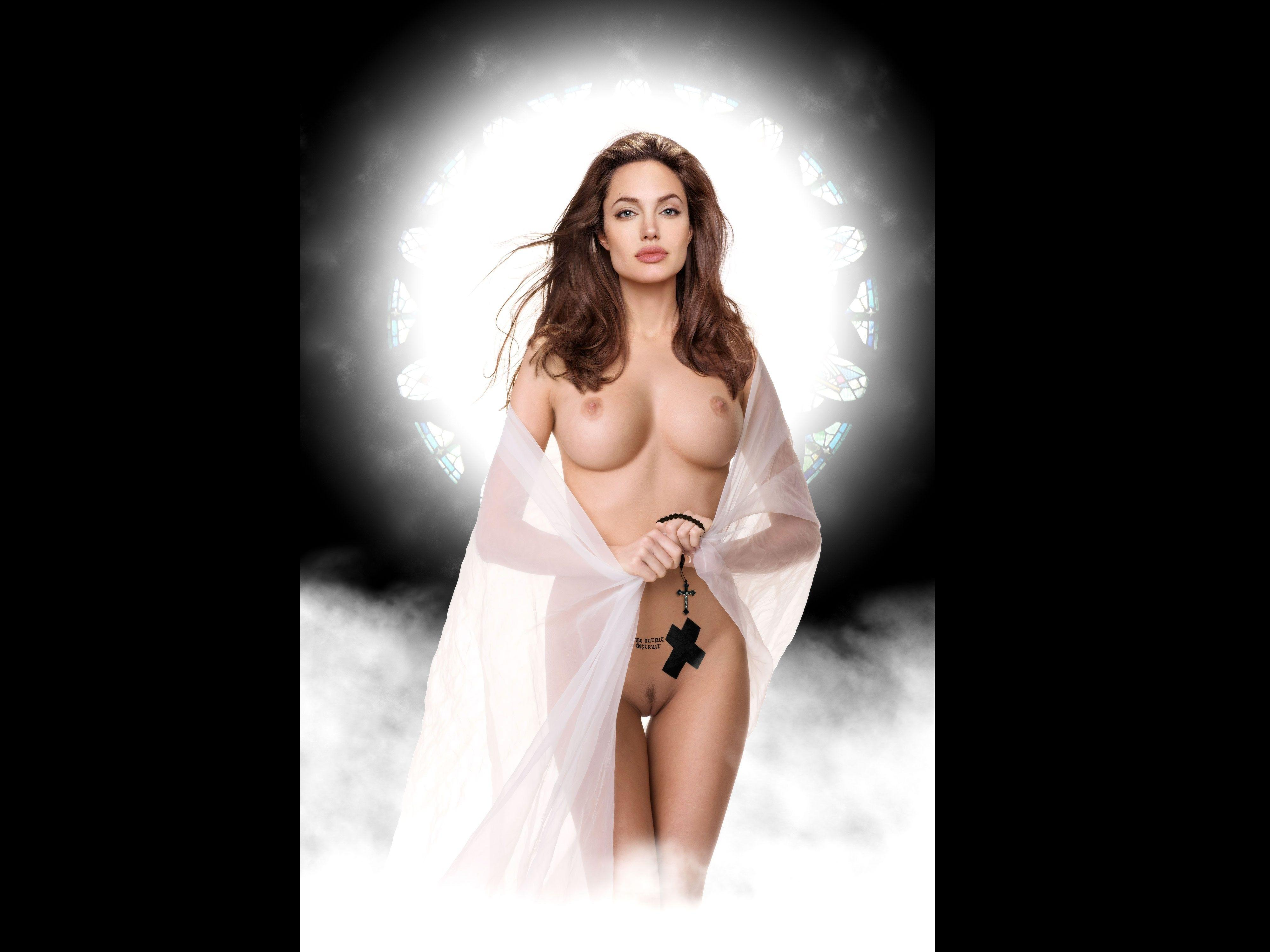 Angelina Jolie Naked Sex Video angelina jolie naked wallpaper - nude images. comments: 5