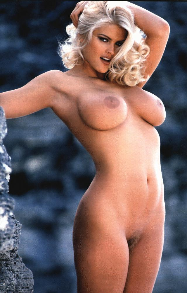 Simply magnificent Anna nicole topless photos be