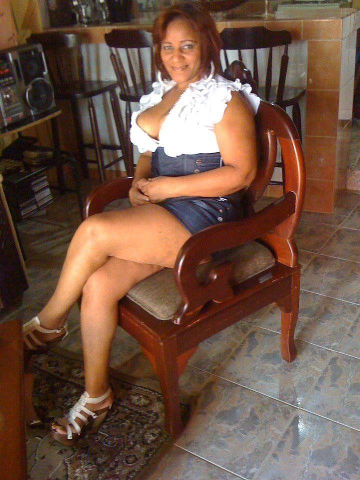 Dominican milf porno