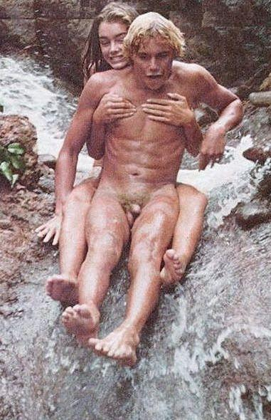 Brooke shields blue lagoon nude photos