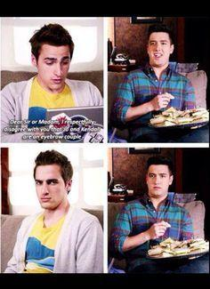 best of Funny kendall Big rush moments time