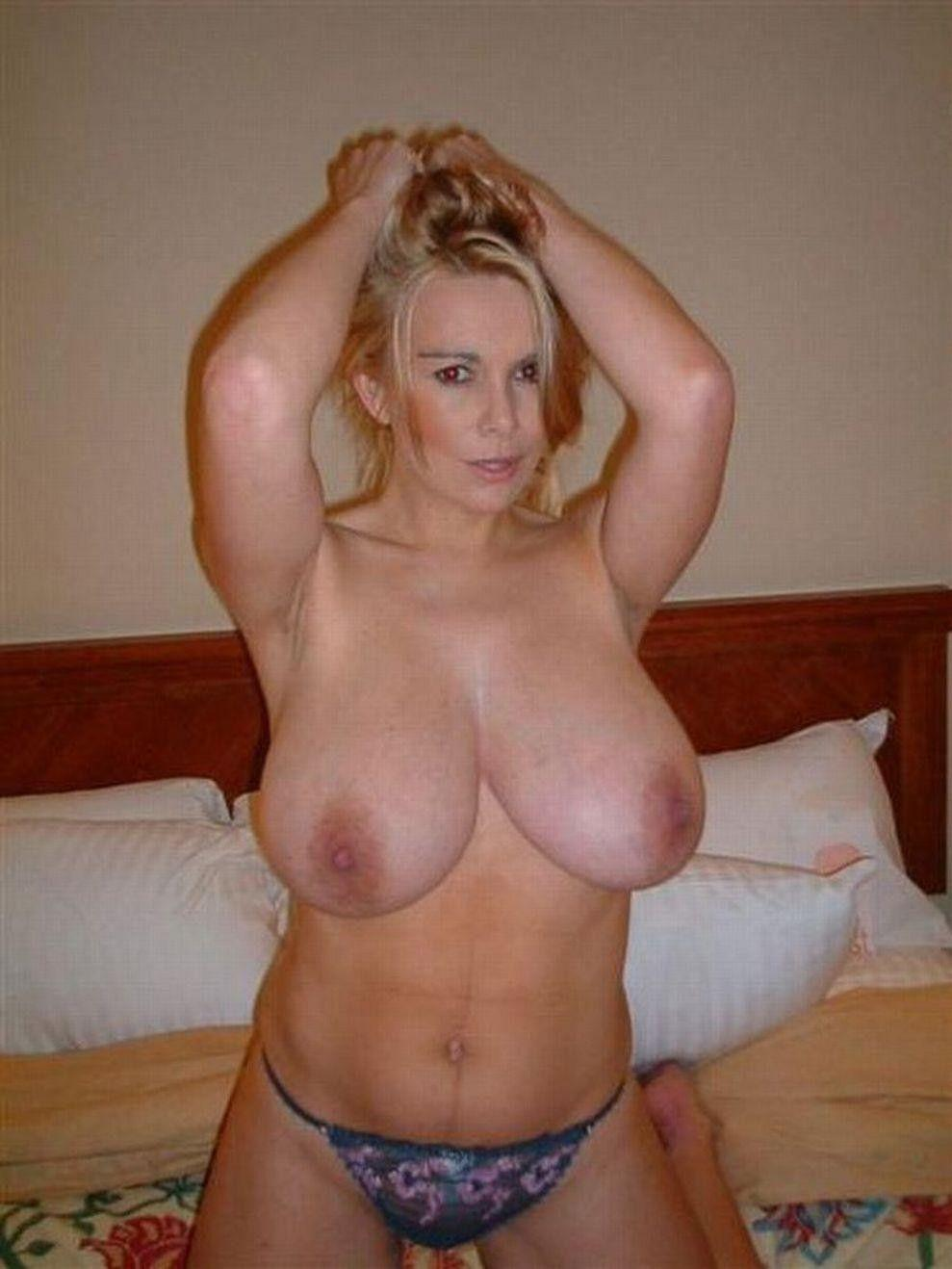 Doubt it. Hot blond big tites