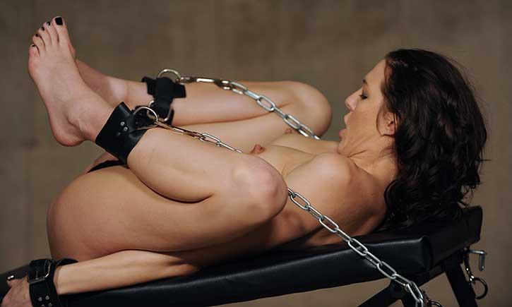 Bondage movie tube